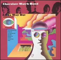 No Way Out - Chocolate Watchband