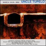 March 16-20, 1992 [Bonus Tracks]