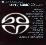 Concord Jazz Super Audio Cd Sampler 1