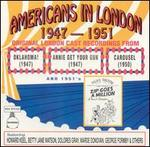 Americans in London: 1947-1951 - Various Artists