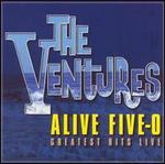 Alive Five-O Greatest Hits Live