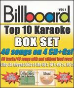Billboard Top 10 Karaoke, Vol. 1