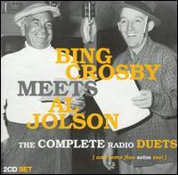 Bing Crosby Meets Al Jolson - Bing Crosby & Al Jolson