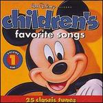 Disney Records Children's Favorite Songs (Vol. 1)