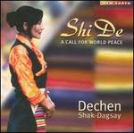 Shi De: A Call for World Peace