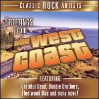 Greetings from the West Coast - Various Artists