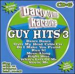 Party Tyme Karaoke: Guy Hits, Vol. 3