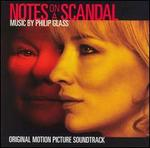 Notes on a Scandal [Original Motion Picture Soundtrack] - Philip Glass