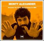 Alexander the Great!: Monty Swings on MPS