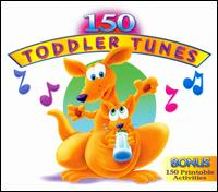 150 Toddler Tunes - Various Artists