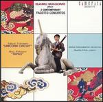 Isamu Magome Plays 2 Contemporary Fagotto Concertos