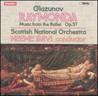 Glazunov: Raymonda - Music from the Ballet - Scottish National Orchestra; Neeme J�rvi (conductor)