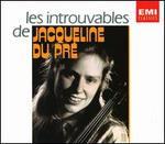 Les Introuvables de Jacqueline du Pr?