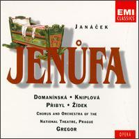 Jan�cek: Jenufa - Anna Rouskova (vocals); Bozena Effenberkova (vocals); Eva Hlobilova (vocals); Helena Tattermuschova (vocals); Ivo Zidek (vocals); Jindrich Jindrak (vocals); Marie Mrazova (vocals); Marta Bohacova (vocals); Nadezda Kniplova (soprano)
