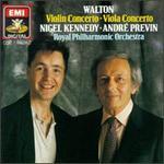 Walton: Violin Concerto / Viola Concerto