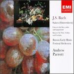 Bach: Suites; Concerto for Flute, Violin & Harpischord