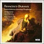 Francesco Durante:Lamentationes Jeremiae Prophetae