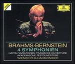 Brahms: 4 Symphonien