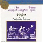 Spohr: Concerto No. 8; Double Quartet; Beethoven: Serenade