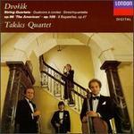 """Dvor�k: String Quartets, Opp. 96 """"The American"""" & 105; 5 Bagatelles, Op. 47"""