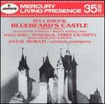 Bart=k: Bluebeard's Castle; Berg: Wozzeck