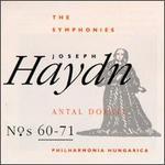 Haydn: the Symphonies, Nos. 60-71