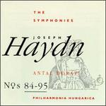 Joseph Haydn: Symphonies No. 84-95