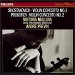 Dmitri Shostakovich: Violin Concertos Nos. 1 & 2