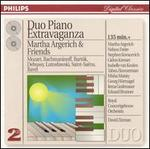Martha Argerich and Friends: Duo Piano Extravaganza (2 Cd)