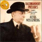 Sergei Rachmaninoff: Preludes