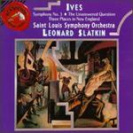 Charles Ives: Symphony No. 3; The Unanswered Question; Three Places in New England