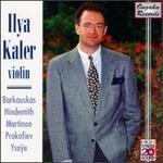 Ilya Kaler: Violin
