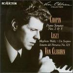 Chopin: PIano Sonatas Nos. 2 & 3; Liszt: Mephisto Waltz; Un Sospiro; Sonetto del Petrarca No. 123