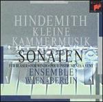 Hindemith: Kleine Kammermusik; Sonaten fnr BlSser