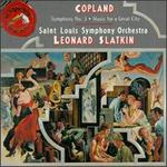 Copland: Symphony No. 3; Music for a Great City