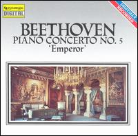 "Beethoven: Piano Concerto No. 5 (""Emperor"") - Sylvia Capova (piano); London Festival Orchestra; Alfred Scholz (conductor)"