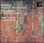 Brahms: Sonatas for Piano and Cello; Schumann: 5 Stncke im Volkston