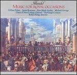 Handel: Music for Royal Occasions