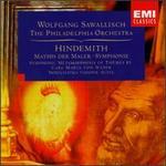 Hindemith: Symphonic Metamorphosis; Nobilissima Visone; Mathis der Maler