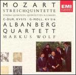 Mozart: String Quintets, KV 515 & KV 516