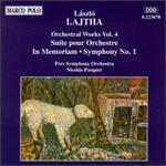 L�szl� Lajtha: Orchestral Works Volume 4