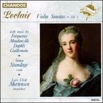 LeClair: Violin Sonatas, Vol. 1