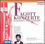 Fagottkonzerte: Mozart, Hummel, Jolivet, Frantaix
