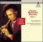 Frans Brnggen Edition, Vol. 1: Telemann Recorder Sonatas and Fantasias