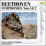 Beethoven: Symphonies Nos. 1 & 7