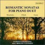 Romantic Sonatas For Piano Duet