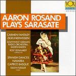 Aaron Rosand Plays Sarasate