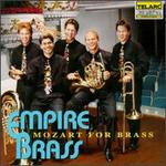 Mozart for Brass