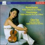 Mendelssohn: Violin Concerto in E minor; Vieuxtemps: Violin Concerto No. 5 in A minor
