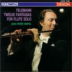 Telemann: Twelve Fantasias for Flute Solo